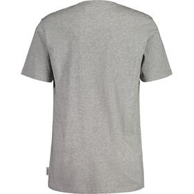 Maloja RotbirneM. SS T-Shirt Men, gris